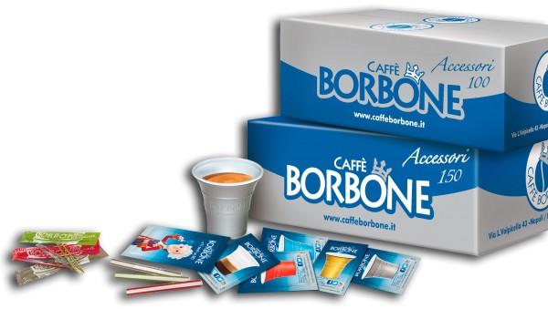 Caffè Borbone Servierset 150