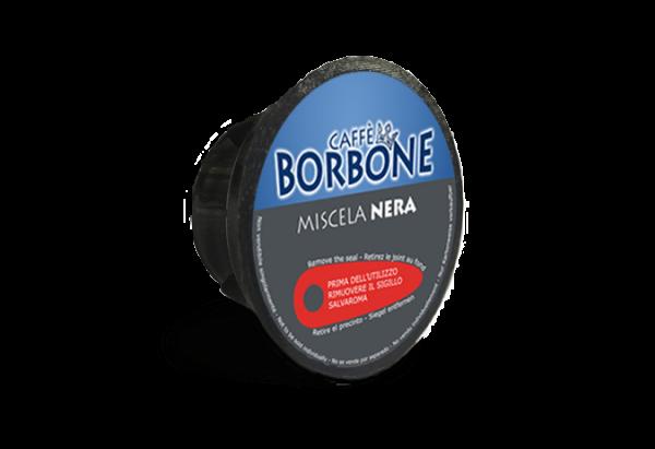 Caffè Borbone Miscela Nera 15 Kapseln kompatibel Nescafè Dolce Gusto