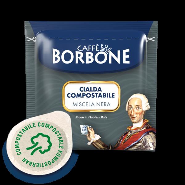 Caffe Borbone Miscela Nera Espressopads ESE