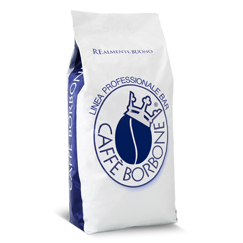 Caffe Borbone Blu Gran Bar 1Kg Espressobohnen