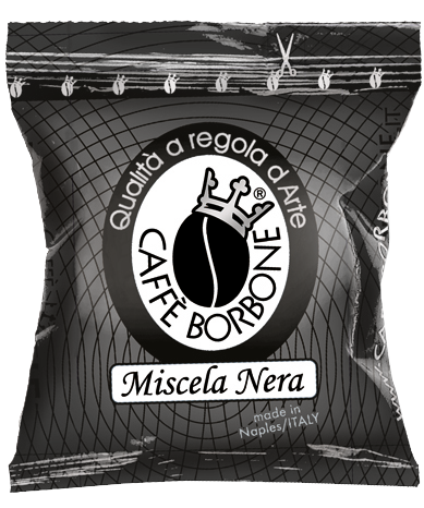 Caffè Borbone Kapseln Nero kompatibel mit Lavazza point