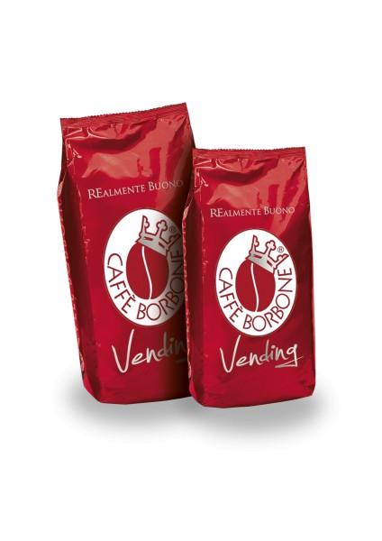 Caffé Borbone Rossa Vending 1Kg Espressobohnen