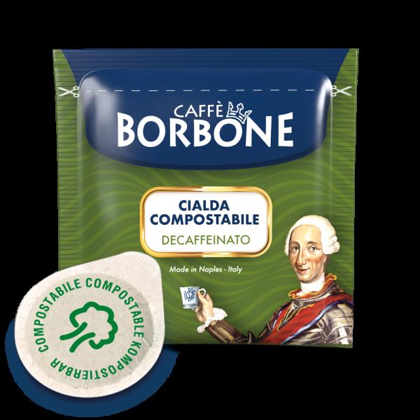 Caffe Borbone Miscela DEK Espressopads ESE
