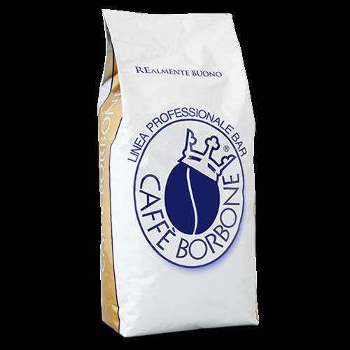 Caffe Borbone Oro Gran Bar 1Kg Espressobohnen