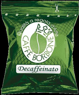 Caffè Borbone Kapseln DEK koffeinfrei kompatibel mit Lavazza Point