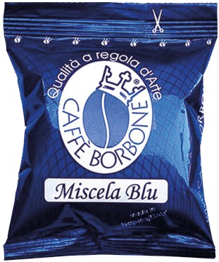 Caffé Borbone Kapseln BLU kompatibel mit Lavazza Point