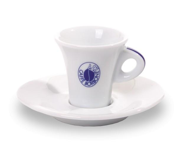 Espressotassen-Set, 6 Stk. Borbone